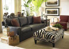 Safari, Living Rooms   Havertys Furniture