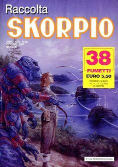 Fumetti EDITORIALE AUREA, Collana SKORPIO RACCOLTA n°401 Ottobre 2007