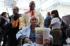 Awesome #BreakingBad #cosplay from #NYCC 2013. Click to see more photos. #geek