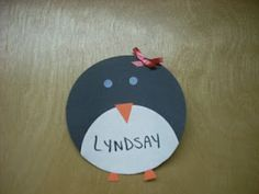 so cute for winter! Would match the penguin holiday door from Etsy....