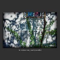 El cuarto claro (Sofía Serra): La ventana rosa y azul