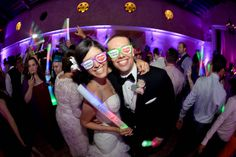 Wedding Club Party Glasses Hora Loca Melissa & Diego Photo By Simply Captivating Mirror Photo Booth, Wedding Inspiration, Wedding Ideas, Glow Sticks, Ideas Para, Snapchat, Bridesmaids, February, Mexico