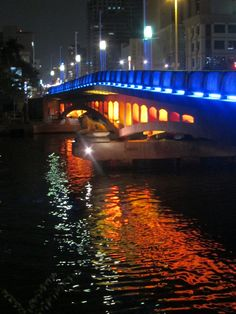Love River in Kaohsiung