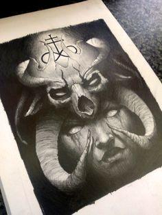 satanic by AndreySkull on DeviantArt