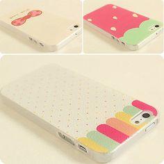 NEW Vários Padrão bonito Hard Case Voltar pele para Apple iPhone 4 4S 5 5S em Capas para Telefones Celulares de Eletrônicos no AliExpress.com | Alibaba Group