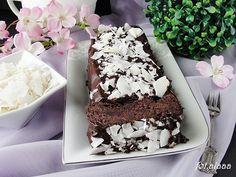 Ala piecze i gotuje: Ciasto z fasolą bez mąki