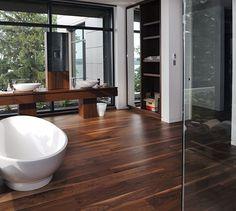 LEMAYMICHAUD | INTERIOR DESIGN | ARCHITECTURE | QUEBEC | RESIDENTIAL | La Villa des gros pins Villa, Interiores Design, Architecture Design, Bathtub, Bath, Standing Bath, Architecture Layout, Bathtubs, Bath Tube