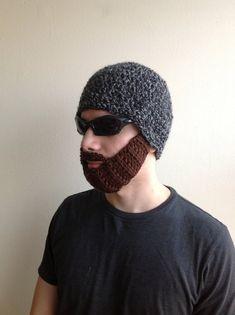 fe260d2e5a2 18 Best crochet beard hat images in 2019
