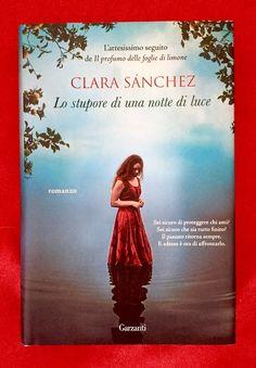 Online su BooksCafè la recensione di 'Lo stupore di una notte di luce' - Clara Sanchez Da non perdere!!  Lo stupore di una notte di luce – Clara Sanchez