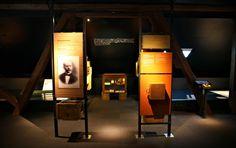 SixSides   Projects   Exhibition   Norsk industrihistorie Gnisten - Lysbuen   Notodden