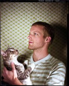 Astronautalis loves cats. This is a well-established fact, and a delightful one.