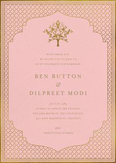 Indian Wedding Invitation Cards, Wedding Invitation Card Design, Indian Wedding Cards, Vintage Wedding Invitations, Wedding Card Design, Printable Wedding Invitations, Digital Invitations, Wedding Designs, Wedding Stationery