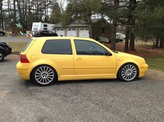 VWVortex.com - FS: Imola Yellow 20th AE $7000
