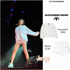Korean Fashion Dress, Blackpink Fashion, Kpop Fashion Outfits, Girls Fashion Clothes, Stage Outfits, Korean Outfits, Dance Outfits, Tomboy Outfits, Cute Comfy Outfits
