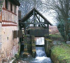Moulin, Krautergersheim