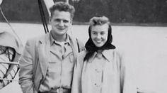 Don Malarkey with his wife Irene