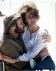 "Jon Voight and Jane Fonda in ""Coming Home"" Jane Fonda - Best Actress Oscar 1978 Coming Home Movie, Coming Home 1978, Jane Fonda, Henry Fonda, See Movie, Movie Tv, Jon Voight, Best Actress Oscar, Film World"
