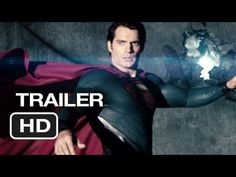 Man of Steel Official Trailer - Fate Of Your Planet (2013) - Russell Crowe, Henry Cavill Movie HD - YouTube