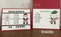 Stampin Up Cookie Cutter Christmas;