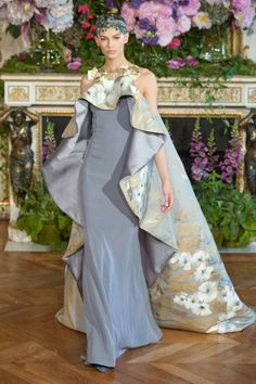 Alexis Mabille Fall 2013 haute couture runway fashion jaglady