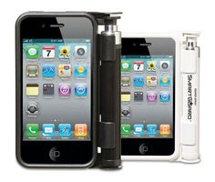 Pepper Spray iPhone Case Provide Extra Personal Protection <:o)