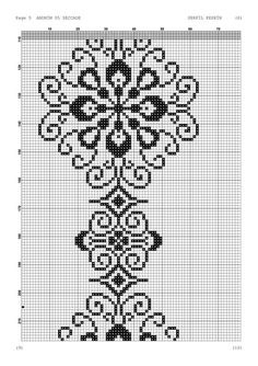 Embroidery Stitches, Embroidery Designs, Prayer Rug, 8 Bit, Pixel Art, Cross Stitch Patterns, Diy And Crafts, Black And White, Beads