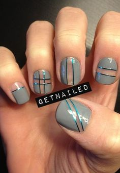 Negative Space Nail Designs: Our Favorite New Manicure Trend | Beauty High