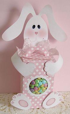 Bunny Hugs Box Printable