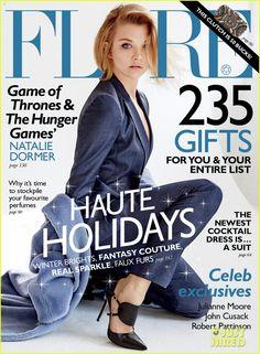Flare Magazine December 2014