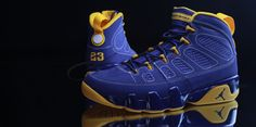 "Air Jordan Retro IX ""Calvin Bailey"" – New Images"