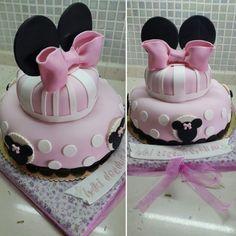 İki katli Mickey pasta