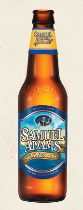 Sam Adams Summer Ale- This stuff is so good! Next time I will add an orange slice.