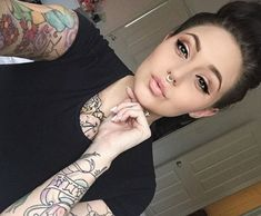 100+ Septum Piercing Ideas, Experiences and Piercing Information cool