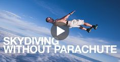 Skydiving Without Parachute  Antti Pendikainen