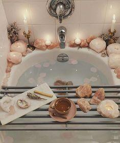New bath candles relax bathrooms decor 70 Ideas Ux Design, Home Design, Interior Design, Bathtub Decor, Bathrooms Decor, Zen Bathroom Decor, Relaxing Bathroom, Bathtub Ideas, Vanity Bathroom