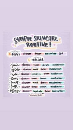 Skin Care Routine Steps, Skin Care Tips, Beauty Tips For Glowing Skin, Cleanser And Toner, Face Skin Care, Skin Makeup, Beauty Care, Healthy Skin, Body Care
