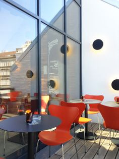 Design and Paper   A Modern Tavern – Yppenplatz4   http://www.designandpaper.com
