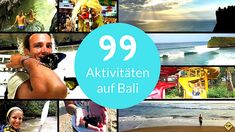 Die besten Bali Aktivitäten gegen Langeweile im Urlaub ✓ Inkl. Bali Aktivitäten bei Regen ✓ Top Bali Unternehmungen nach Region ✓ Mehr erfahren »