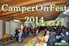 CamperOnFest 2014 - la festa al Camping Mare Blu per gli Amici di www.camperonline.com