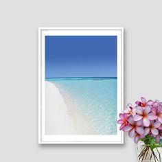 Maldives Maldives Print Instant Download Sea by AskPrintables