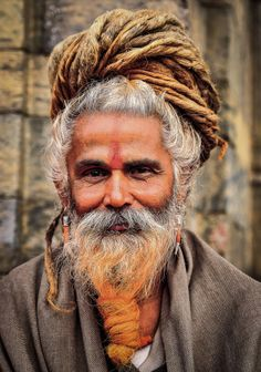 Photo Nepalese by João Amaro Machado on Portrait Photography Men, Amazing Photography, Old Man Portrait, Old Faces, Beauty Full Girl, Interesting Faces, Religion, Male Face, World Cultures