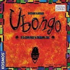 Ubongo board game
