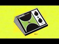 Maestro Sustainer SS-2. Demonstration Record 1972