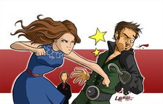 Belle vs Hook