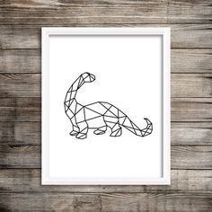 Geometric Dinosaur Art Set Bundle