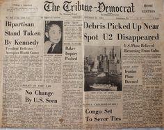 november 21 1963 - newspaper