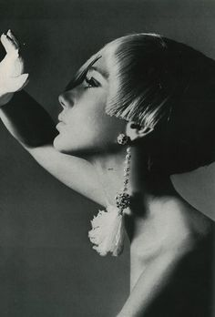 Photo by Bert Stern, 1965.