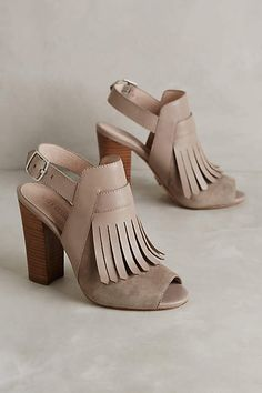 Elyse Kiltie Heels - #anthroregistry