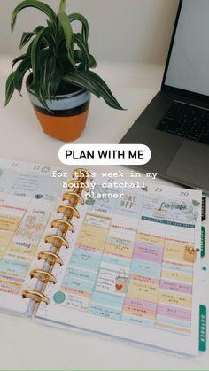School Organization Notes, Study Organization, School Notes, Planner Organization, Organizing, Hourly Planner, To Do Planner, Study Planner, Planner Ideas
