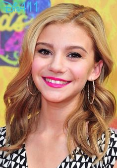 G Hannelius Looking Forward To The Weekend April 9, 2014